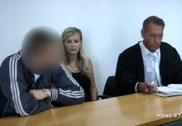 Räuber zu langer Haftstrafe verurteilt