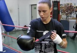 Box-Weltmeisterin aus Bruchköbel