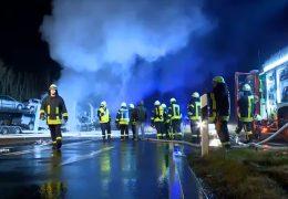 Feuerwehr sucht Freiwillige