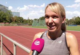 """""""Auf nach Berlin"""" – Mittelstreckenläuferin Diana Sujew auf dem Weg zu Gold"""