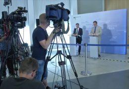 BKA in Wiesbaden stellt Bericht zur Organisierten Kriminalität vor