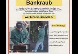Serienbankräuber nach 16 Jahren überführt