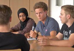 Teen Court: Wenn Jugendliche über Jugendliche richten!