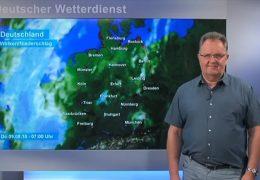 Die Aussichten mit dem Deutschen Wetterdienst
