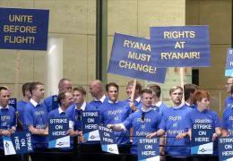 Erster Pilotenstreik bei Ryanair