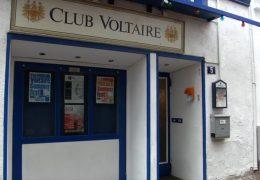 """Der """"Club Voltaire"""" in Frankfurt"""