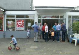 Quartierbüro der SPD in Ludwigshafen-Gartenstadt