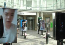Videokunst in der Frankfurter Schirn