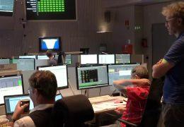 ESA-Kontrollzentrum in Darmstadt lenkt neuen Wettersatelliten