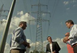 Proteste gegen Ultranet-Stromleitungen
