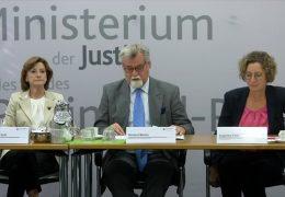 Zahl der Verurteilungen in Rheinland-Pfalz sinkt