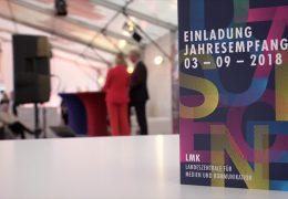 Jahresempfang der LMK in Ludwigshafen