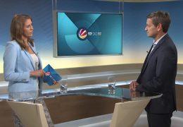 Studiogespräch mit dem CDU-Fraktionsvorsitzenden Christian Baldauf