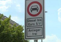 Reaktionen auf das Fahrverbot in Frankfurt