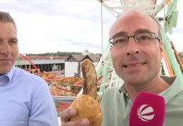 Das größte Weinfest der Welt – Bad Dürkheimer Wurstmarkt