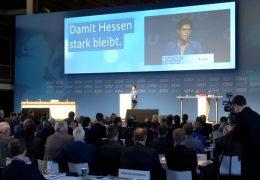 CDU-Parteitag in Offenbach
