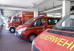 Mehr Werbung für die Feuerwehr!