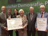 """Hessischer Demografiepreis für das """"SEHmobil"""""""