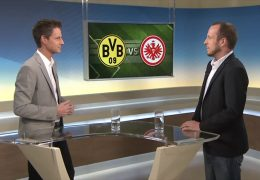Sporttalk über die Fußball-Bundesliga