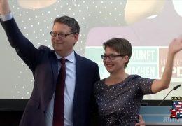SPD-Wahlkampfauftakt in Offenbach