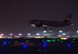 Späte Landungen trotz Nachtflugverbot