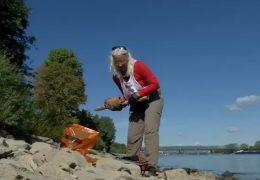 """""""Rhine Cleanup Day"""": Müllsammeln am Rhein"""