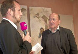 Im Interview: Der Frankfurter Stadtdekan Johannes zu Eltz