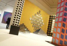 Vasarely im Frankfurter Städel Museum