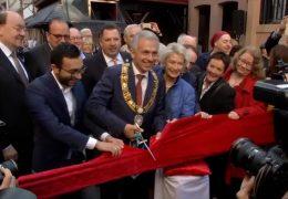 Neue Frankfurter Altstadt eröffnet