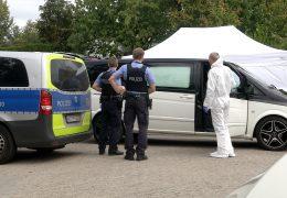 Tödliche Schießerei in Darmstadt
