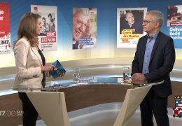 Die Sondersendungen zur Landtagswahl in Hessen – zu Gast im Studio: Tarek Al-Wazir (Bündnis 90 / Die Grünen)