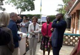 Malu Dreyer besucht Partnerland Ruanda