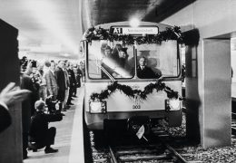 50 Jahre U-Bahn in Frankfurt