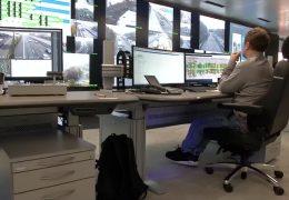 Hessens neue Verkehrsleitzentrale
