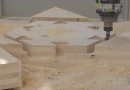 Holz als Baustoff im digitalen Zeitalter