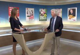 Die Sondersendung zur Landtagswahl in Hessen – zu Gast im Studio: Rainer Rahn (AfD)