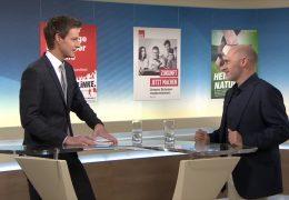 Die Sondersendung zur Landtagswahl in Hessen – zu Gast im Studio: René Rock (FDP)