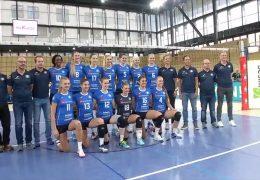 Volleyball-Bundesliga-Urgestein – der VC Wiesbaden startet in die Saison