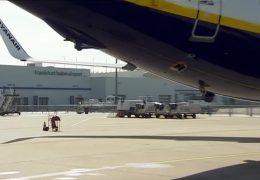 Der Hunsrück sorgt sich um den Flughafen Hahn