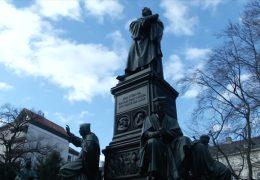 Festakt zum Reformationstag in Mainz