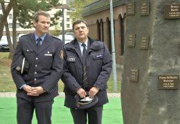 Gedenkstätte für im Dienst getötete Polizeibeamte