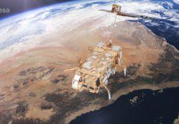 ESA schickt dritten Wettersatelliten in den Orbit