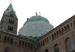 Domrestaurierung in Speyer