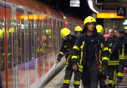 Tödlicher Unfall mit S-Bahn