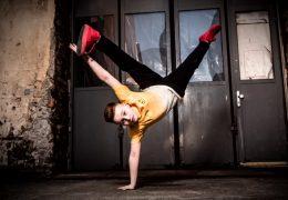 Mit 15 schon Doppel-Vizeweltmeister im Hip-Hop