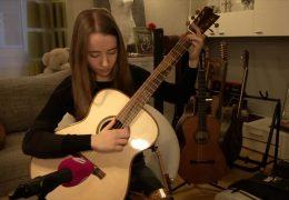 Mit der Gitarre zum Youtube-Star
