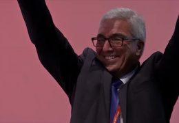 Roger Lewentz als SPD-Landesvorsitzender wiedergewählt