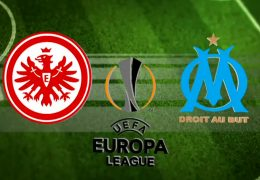 Europa League: Eintracht Frankfurt vs. Olympique Marseille