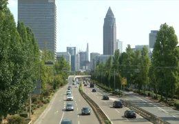 Wird es in Frankfurt Fahrverbote geben?