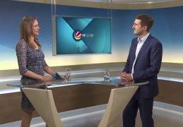 Zu Gast im Studio: Christoph Gensch, CDU-Generalsekretär Rheinland-Pfalz